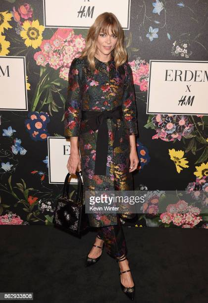 Jamie King at HM x ERDEM Runway Show Party at The Ebell Club of Los Angeles on October 18 2017 in Los Angeles California