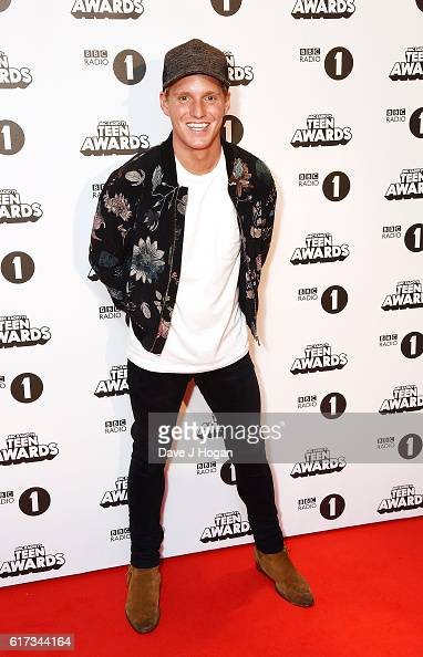 Jamie Laing attends the BBC Radio 1's Teen Awards at SSE Arena Wembley on October 23 2016 in London England