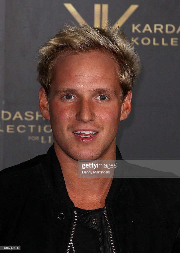 <a gi-track='captionPersonalityLinkClicked' href=/galleries/search?phrase=Jamie+Laing&family=editorial&specificpeople=8322768 ng-click='$event.stopPropagation()'>Jamie Laing</a> attends the launch party for the Kardashian Kollection for Lipsy at Natural History Museum on November 14, 2013 in London, England.