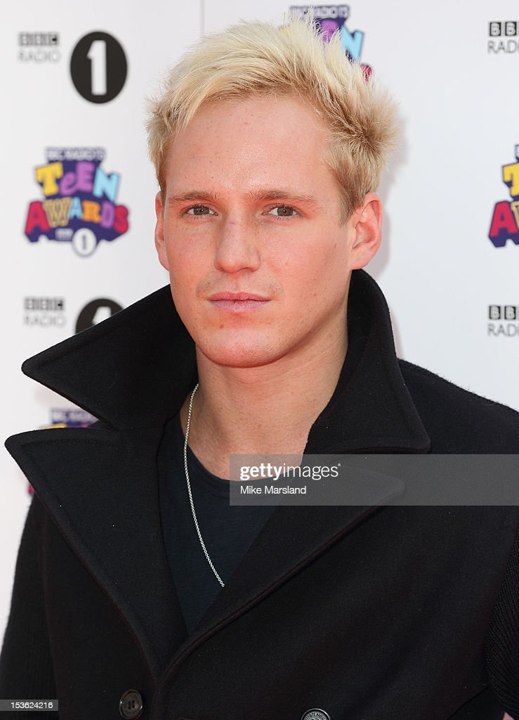 Jamie Laing attends the Radio One Teen Awards at Wembley Arena on October 7, 2012 in London, England.