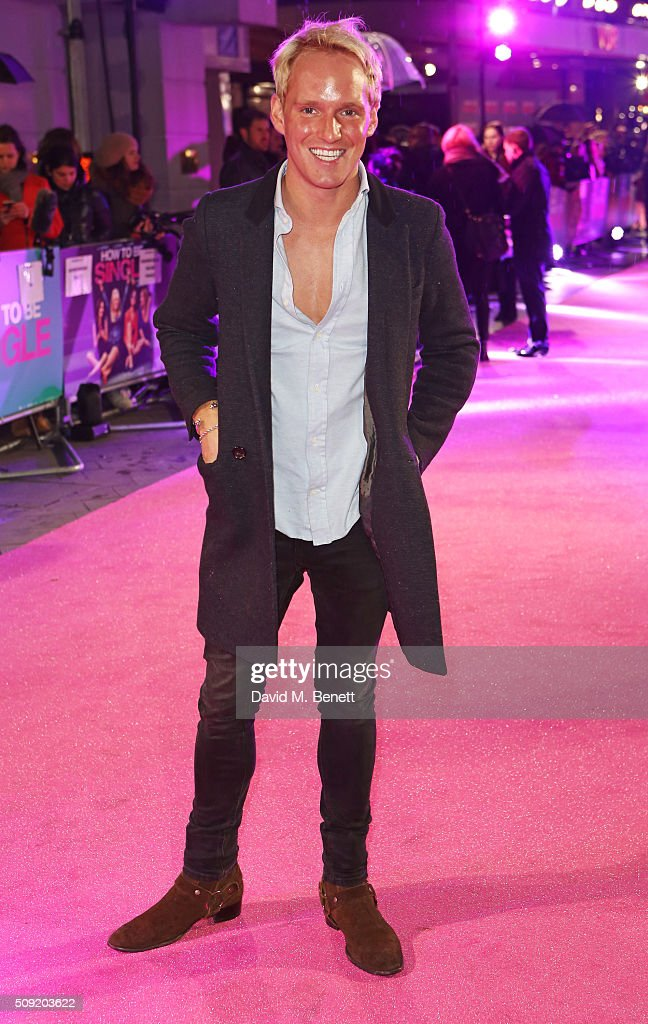 <a gi-track='captionPersonalityLinkClicked' href=/galleries/search?phrase=Jamie+Laing&family=editorial&specificpeople=8322768 ng-click='$event.stopPropagation()'>Jamie Laing</a> attends the UK Premiere of 'How To Be Single' at Vue West End on February 9, 2016 in London, England.