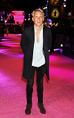 Jamie Laing attends the UK Premiere of 'How To Be Single' at Vue West End on February 9 2016 in London England