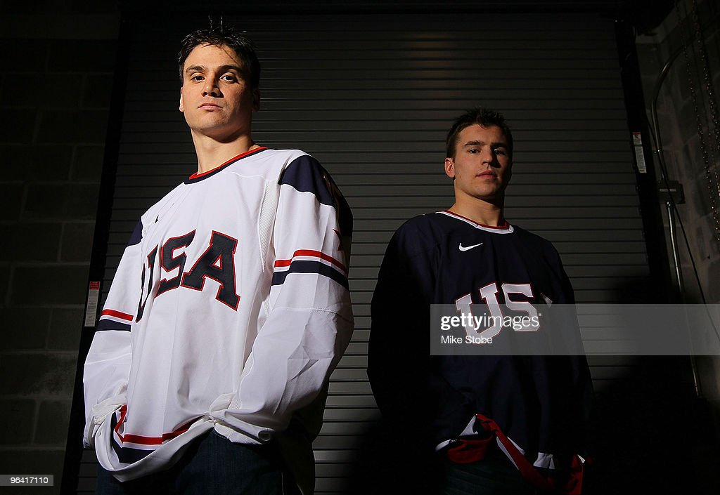 New Jersey Devils USA Olympic Players