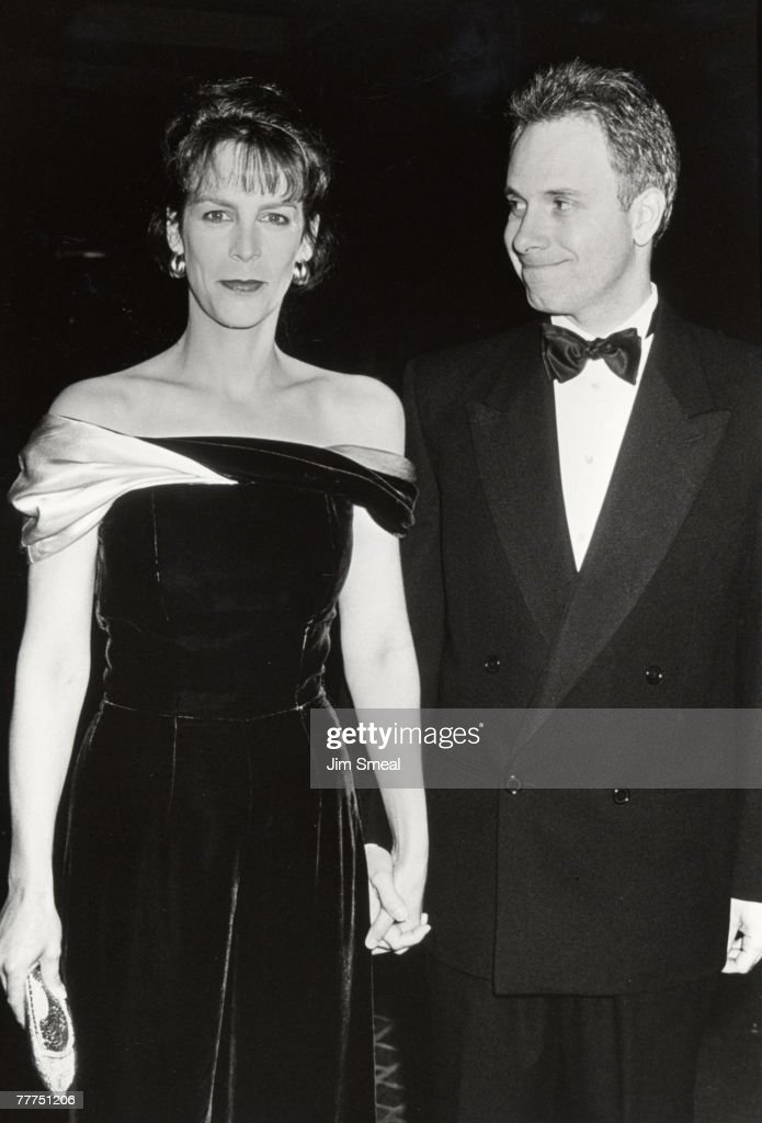 Actress jamie lee curtis turns 50 getty images for Jamie lee curtis husband christopher guest