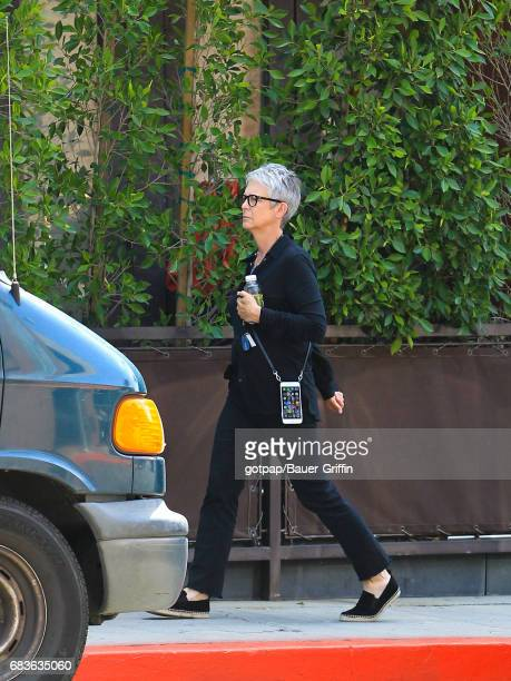 Jamie Lee Curtis is seen on May 15 2017 in Los Angeles California