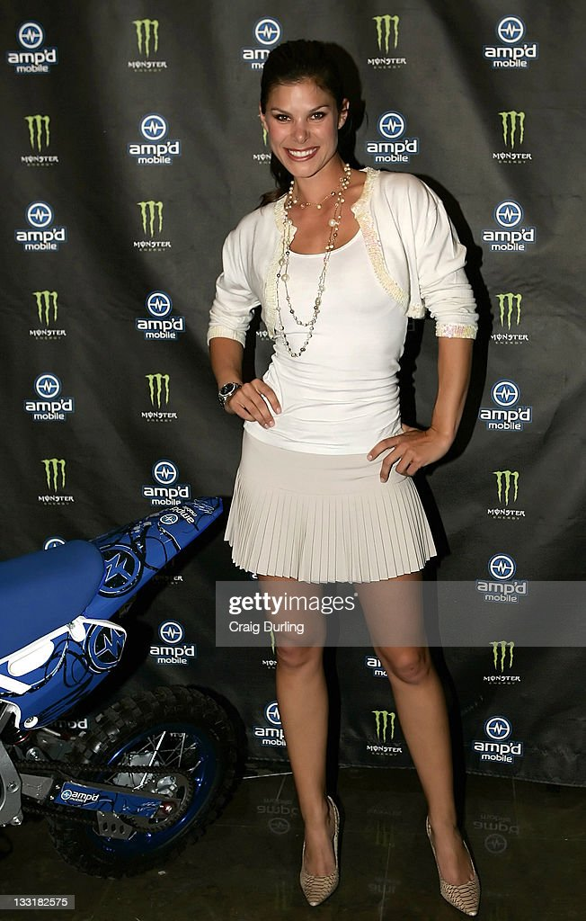 Jamie Little during Amp'd Mobile Monster Energy Supercross Season Wrap Party at Palms Hotel Casino in Las Vegas Nevada United States