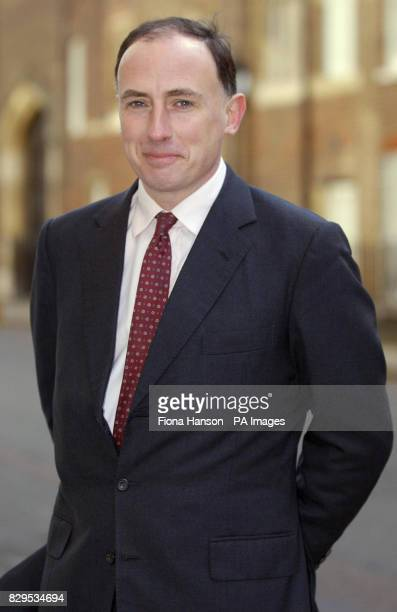 Jamie LowtherPinkerton Clarence House announced the appointment of the 44yearold former SAS man and equerry to the Queen Mother today