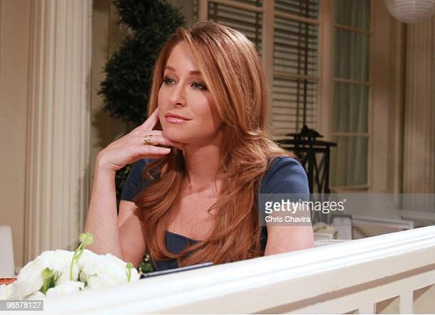 CHILDREN Jamie Luner in a scene that airs the week of April 26 2010 on ABC Daytime's 'All My Children' 'All My Children' airs MondayFriday on the ABC...