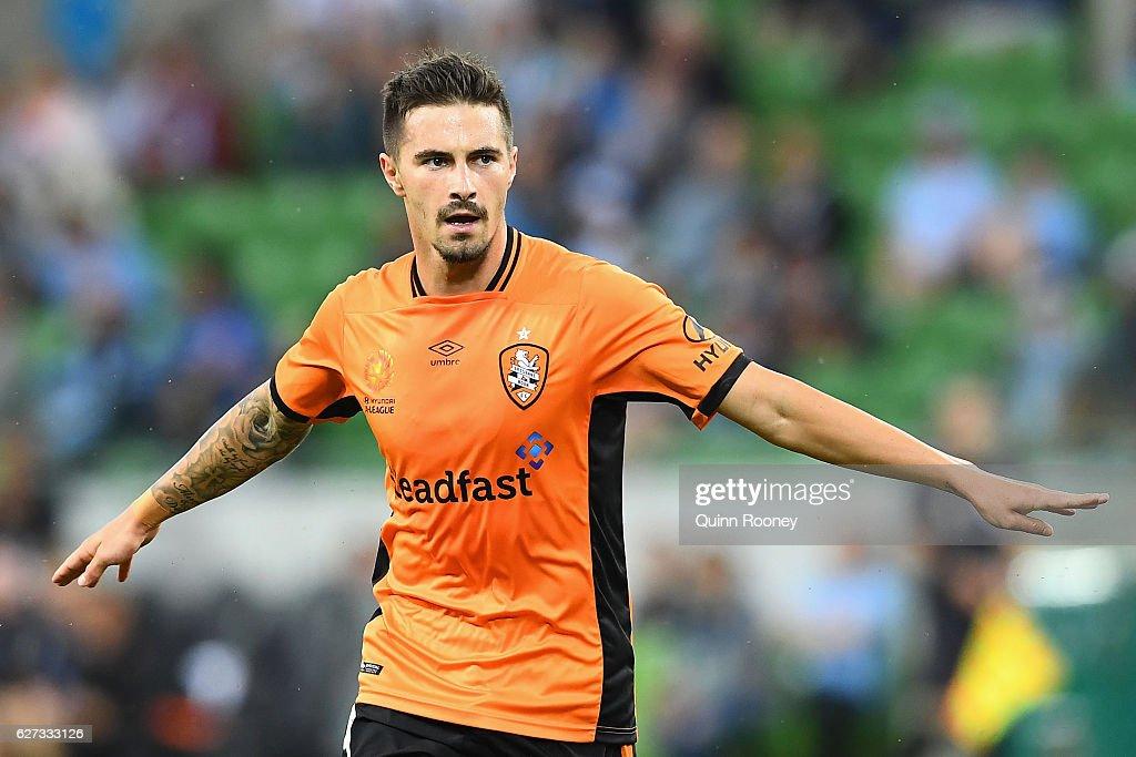 A-League Rd 9 - Melbourne v Brisbane