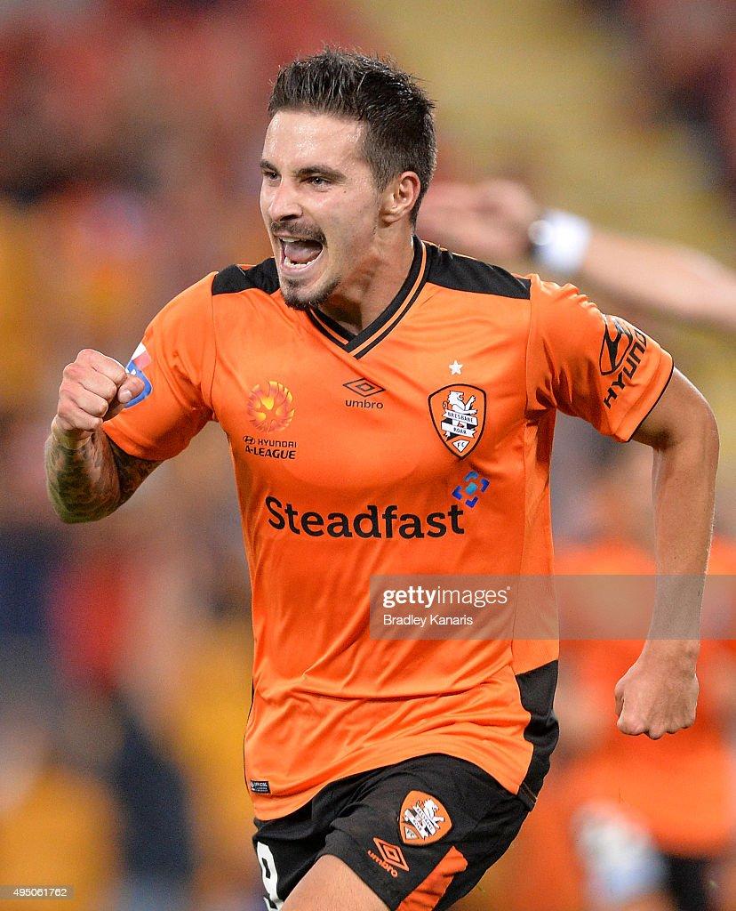 A-League Rd 4 - Brisbane v Adelaide