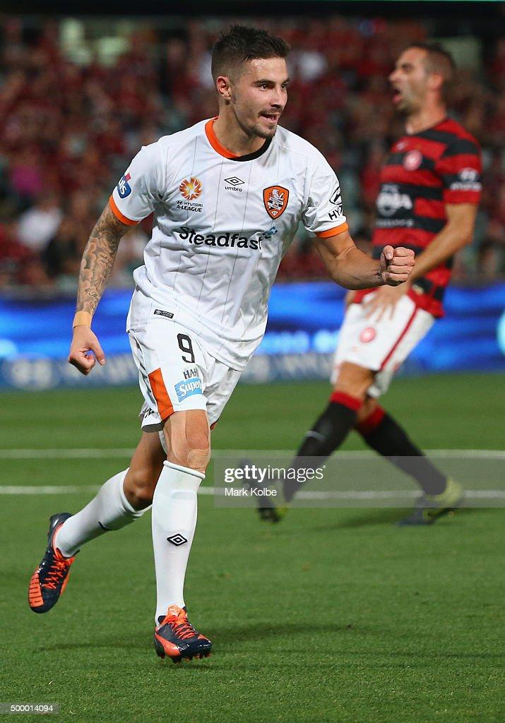 A-League Rd 9 - Western Sydney v Brisbane