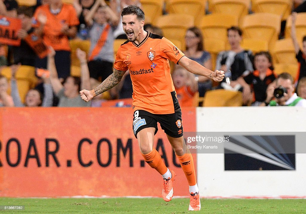 A-League Rd 22 - Brisbane v Western Sydney