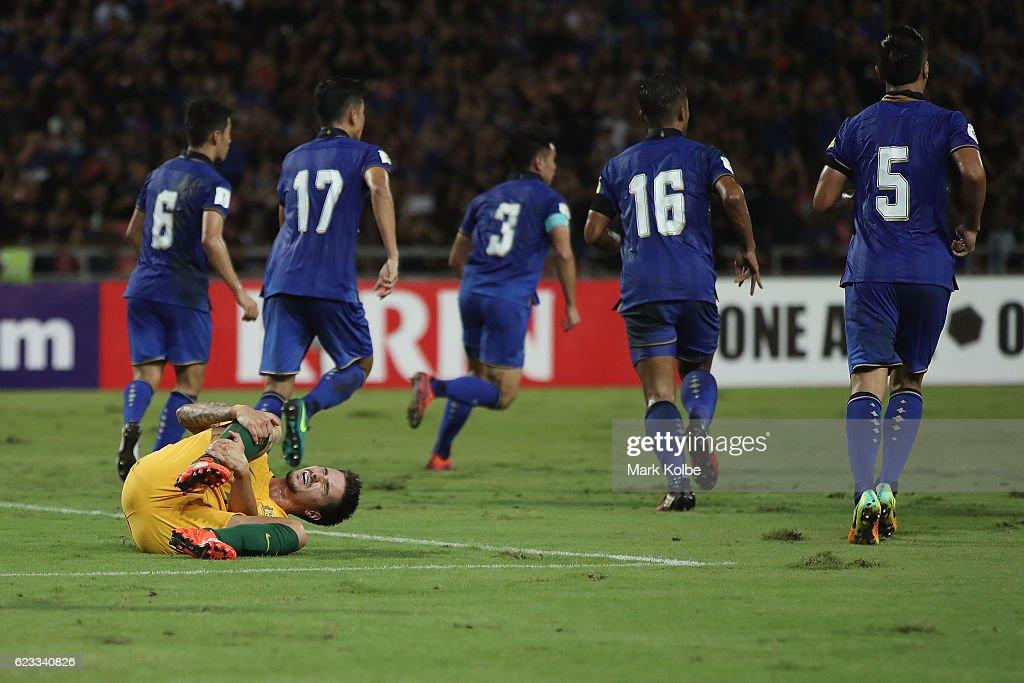 Thailand v Australia - 2018 FIFA World Cup Qualifier