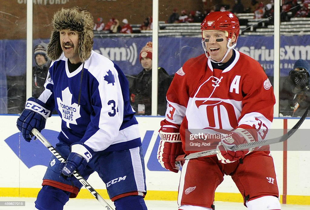 2014 Bridgestone NHL Winter Classic - Alumni Games