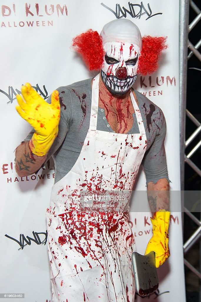 Heidi Klum's 17th Annual Halloween Party