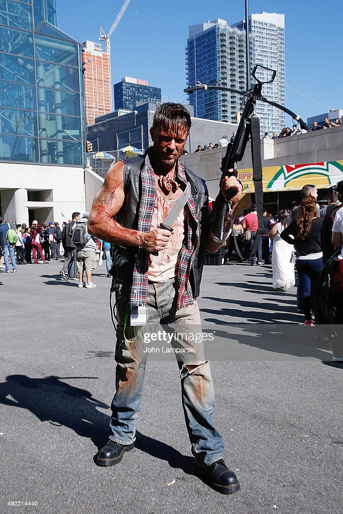 New York Comic-Con 2015 - General Atmosphere