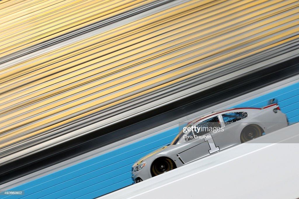 NASCAR Testing - Phoenix