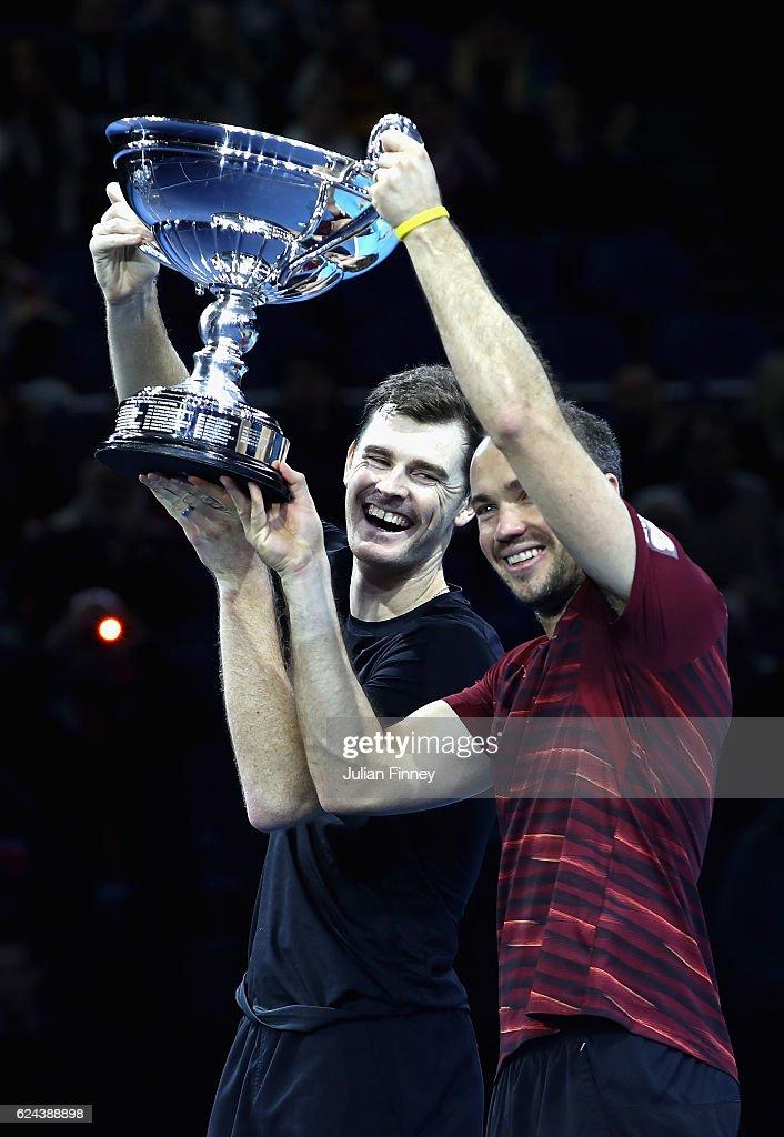 Day Seven - Barclays ATP World Tour Finals
