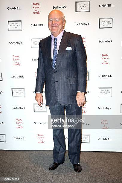 Jamie Niven attends 2013 'Take Home A Nude' Benefit Art Auction And Party at Sotheby's on October 8 2013 in New York City