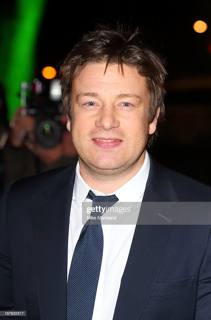 Jamie Oliver attends the Sun Military Awards at Imperial War Museum on December 6, 2012 in London, England.