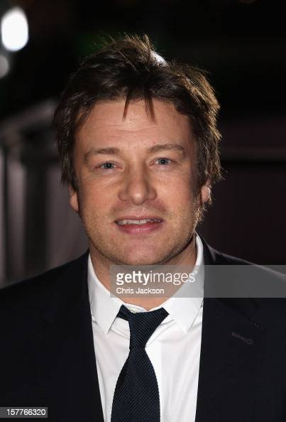Jamie Oliver attends the Sun Military Awards at the Imperial War Museum on December 6 2012 in London England
