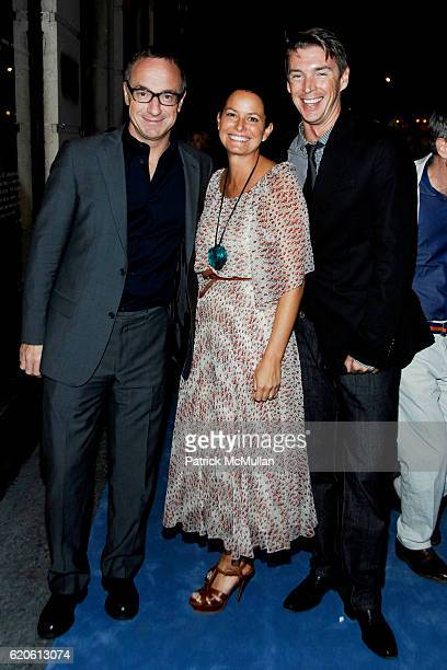 Jamie Pallot Anamaria Wilson and Billy Daily attend The NEW YORK TIMES BERGDORF GOODMAN Celebrate a Photography Retrospective by BILL CUNNINGHAM at...
