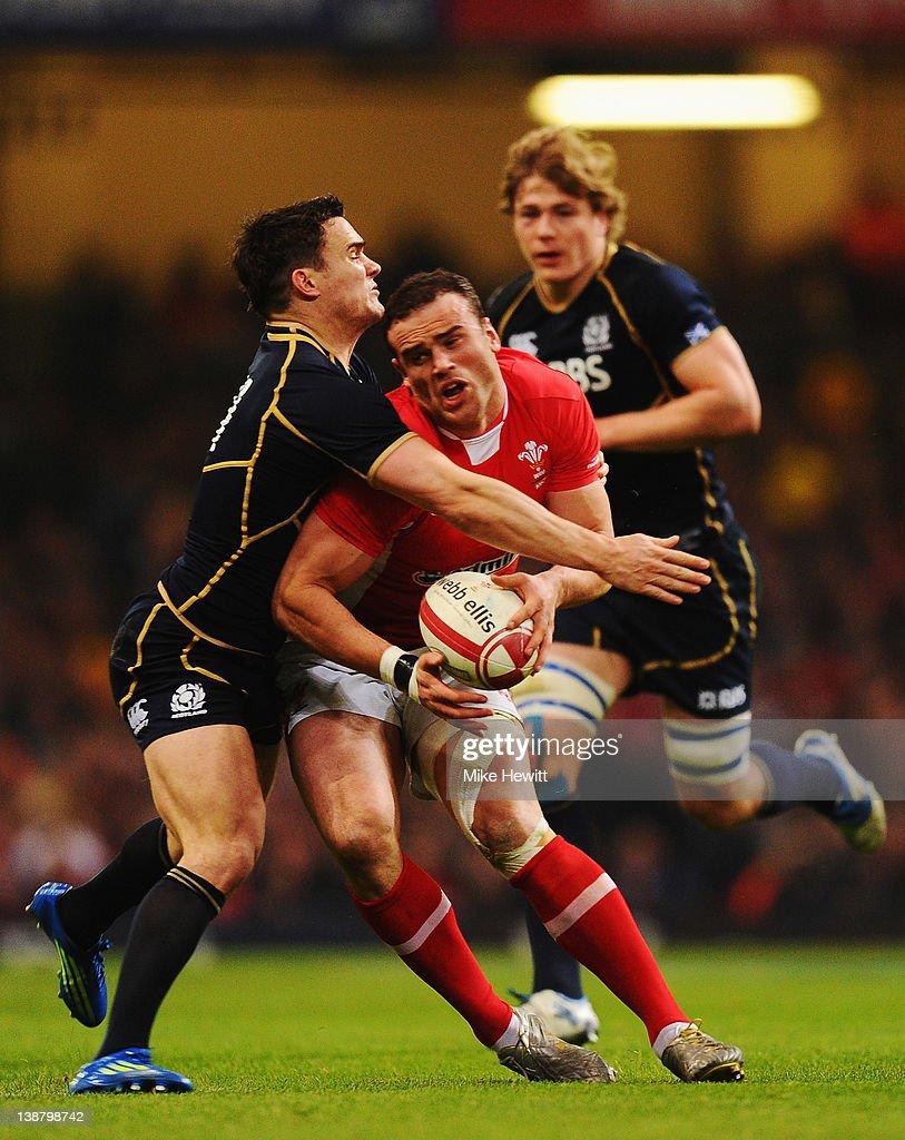 Wales v Scotland - RBS Six Nations