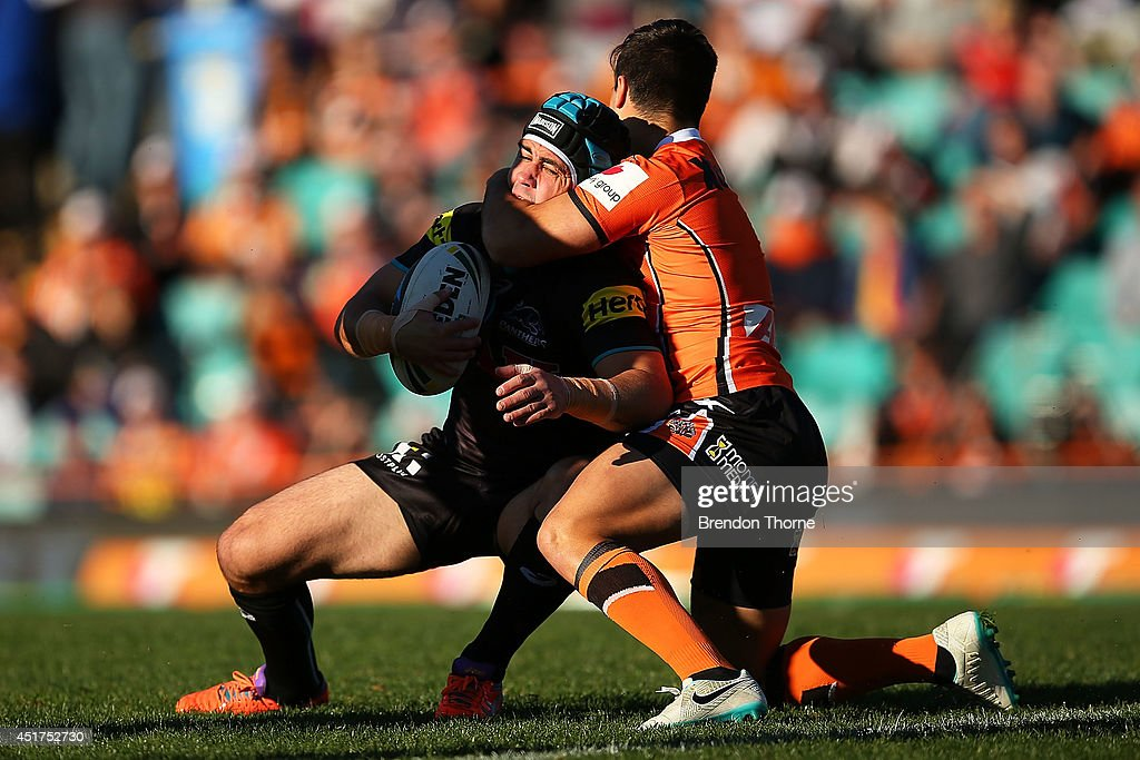 NRL Rd 17 - Tigers v Panthers