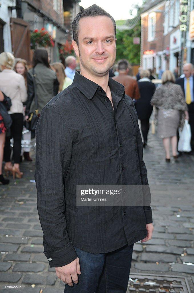 Jamie Still attends the 'Sir Billi' press screening at The Grosvenor Cinema on September 5, 2013 in Glasgow, Scotland.
