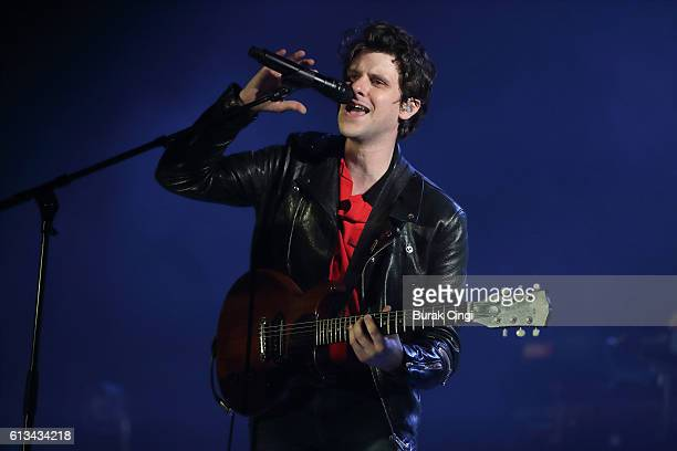 Jamie T performs at O2 Academy Brixton on October 8 2016 in London England