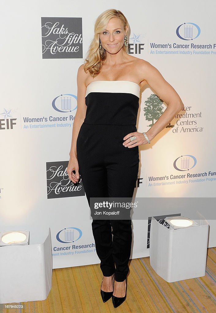 Jamie Tisch arrives at An Unforgettable Evening benefiting EIF's Women's Cancer Research Fund at the Beverly Wilshire Four Seasons Hotel on May 2, 2013 in Beverly Hills, California.