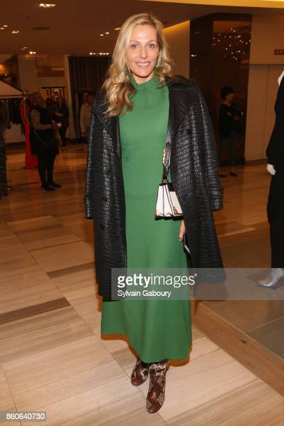 Jamie Tisch attends Saks Fifth Avenue Luncheon to Benefit City Harvest at Saks Fifth Avenue on October 12 2017 in New York City