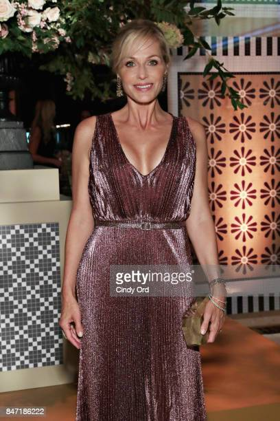 Jamie Tisch attends the 2017 New Yorkers for Children Fall Gala at Cipriani 42nd Street on September 14 2017 in New York City