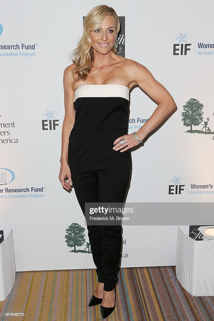 Jamie Tisch, Co-Founder of EIF Research Fund, attends the EIF Women's Cancer Research Fund's 16th Annual 'An Unforgettable Evening' presented by Saks Fifth Avenue at the Beverly Wilshire Four Seasons Hotel on May 2, 2013 in Beverly Hills, California.