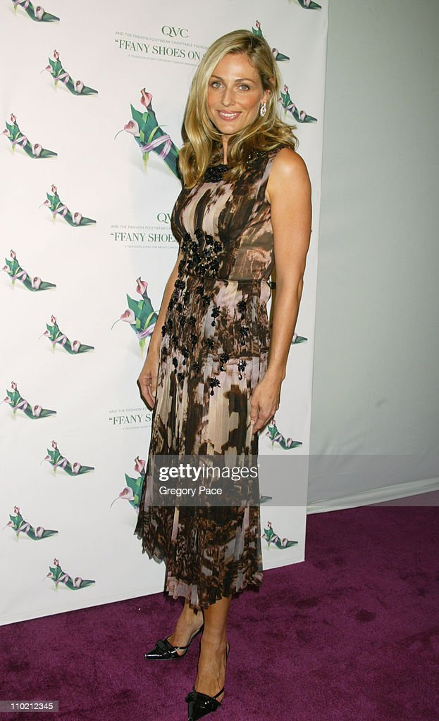 Jamie Tisch during 11th Annual QVC FFany Shoes on Sale Gala Benefitting Breast Cancer Research and Education at Hammerstien Ballroom in New York City...