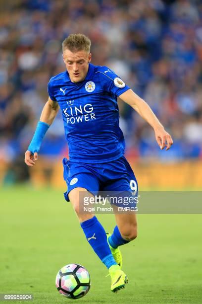 Jamie Vardy Leicester City
