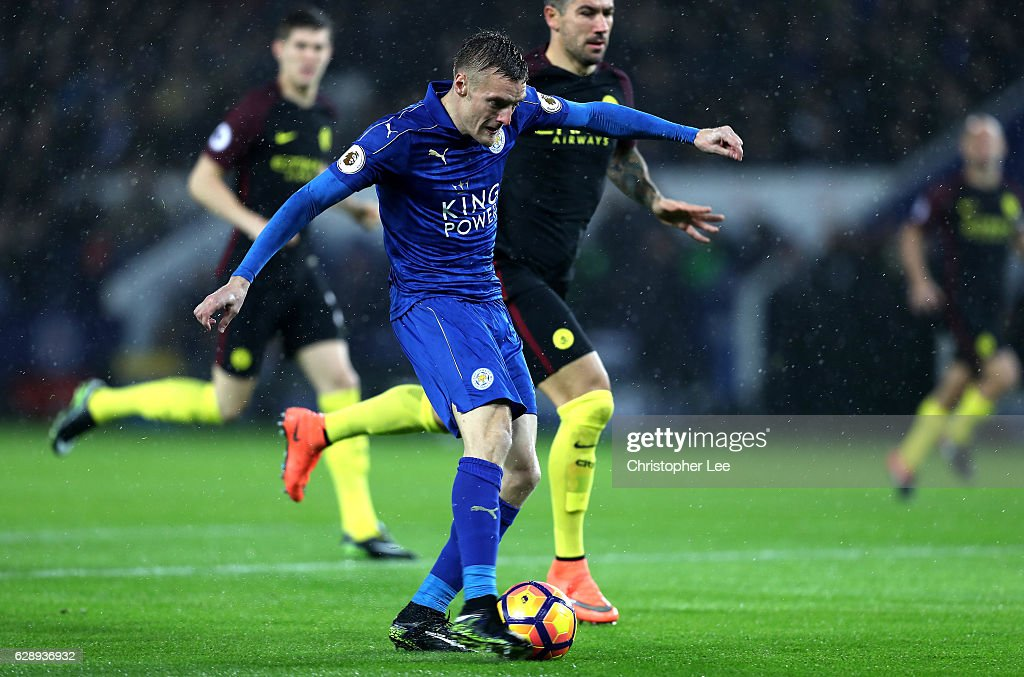 Leicester City v Manchester City - Premier League : News Photo