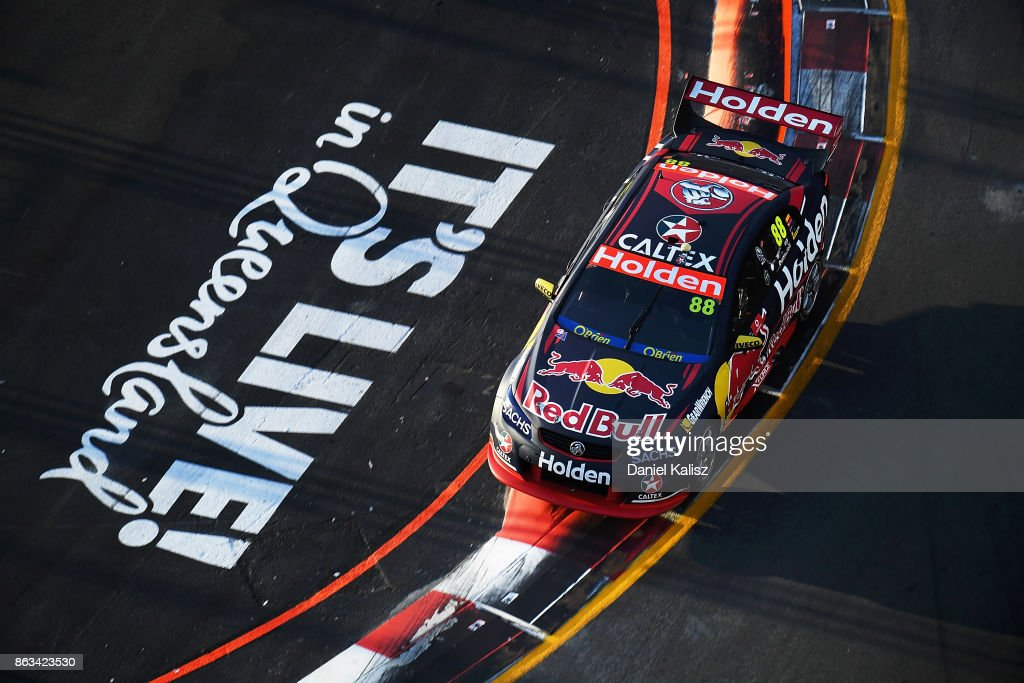 Supercars - Gold Coast 600
