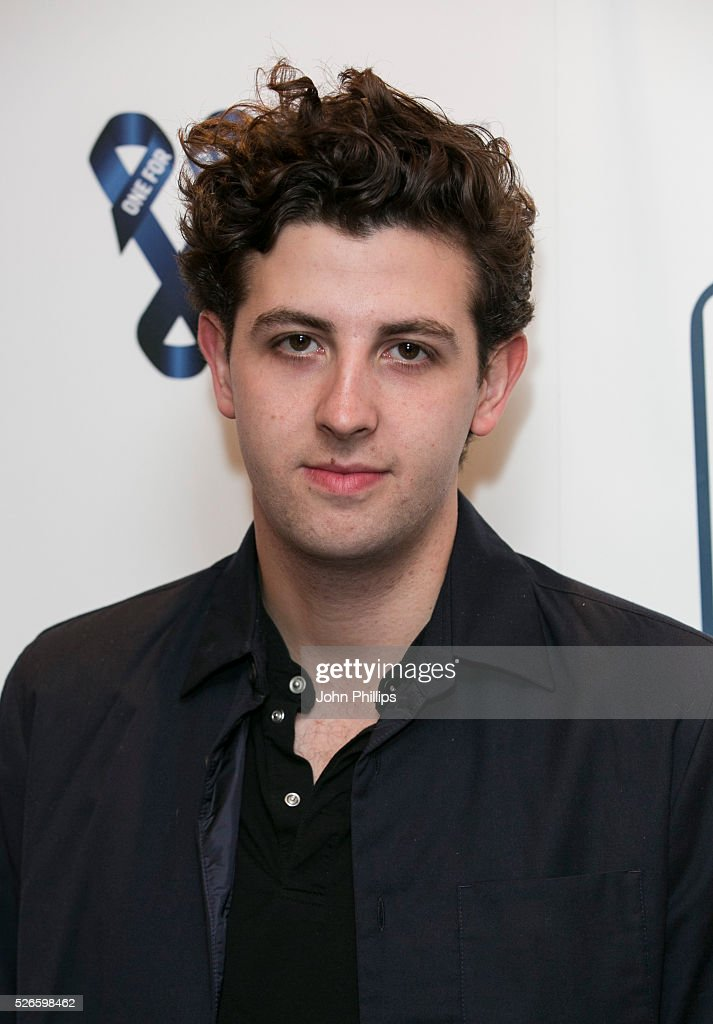 Jamie XX arrives at the One For The Boys Charity Event Masquerave sponsored by FIAT at the Troxy on April 30, 2016 in London, England.