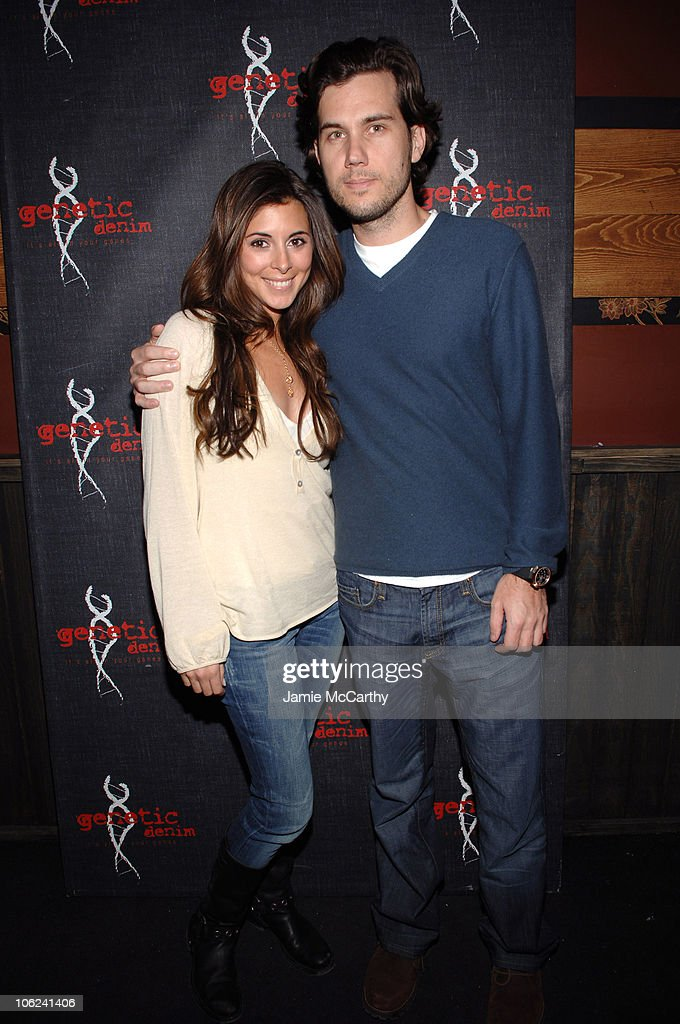 JamieLynn Sigler and Scott Sartiano during 2007 Park City Genetic Jeans Party at Marquee at Marquee at Harry O's in Park City Utah United States