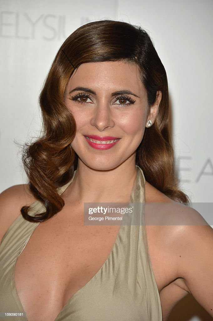 Jamie-Lynn Sigler attends The Art of Elysium's 6th Annual HEAVEN Gala presented by Audi at 2nd Street Tunnel on January 12, 2013 in Los Angeles, California.