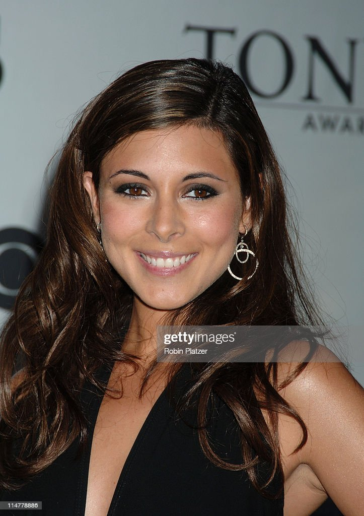 Jamie-Lynn Sigler during 60th Annual Tony Awards - Arrivals at Radio City Music Hall in New York City, New York, United States.