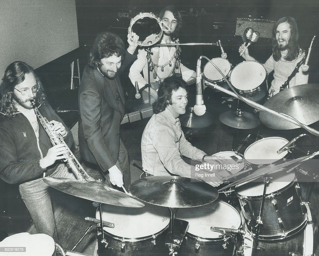 Jamming are John Helliwell Rick Davies Roger Hodgson Bob