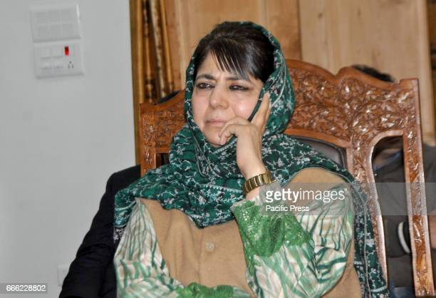 Jammu and Kashmir Chief Minister Mehbooba Mufti on Saturday assured action against Jammu commerce chamber