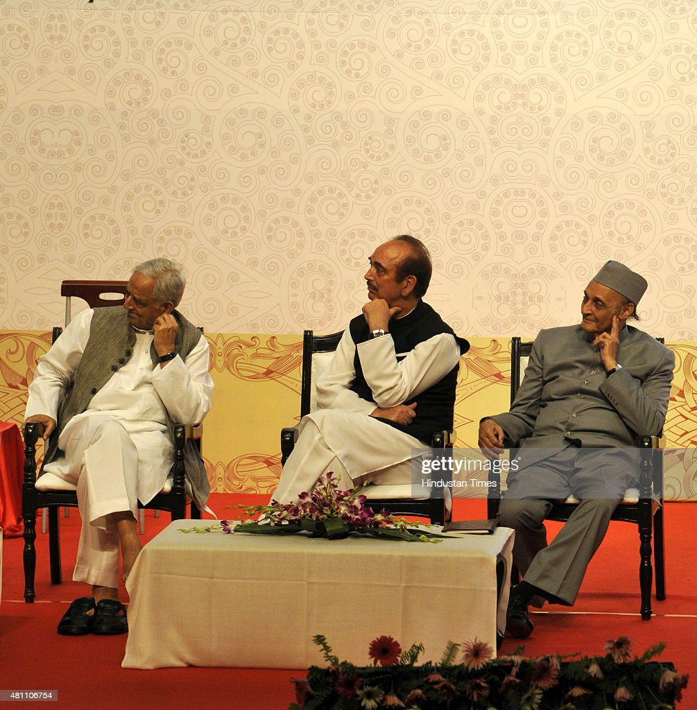 Prime Minister Narendra Modi Attends The Birth Centenary Function Of A Senior Congress Leader, The Late Girdhari Lal Dogra In Jammu
