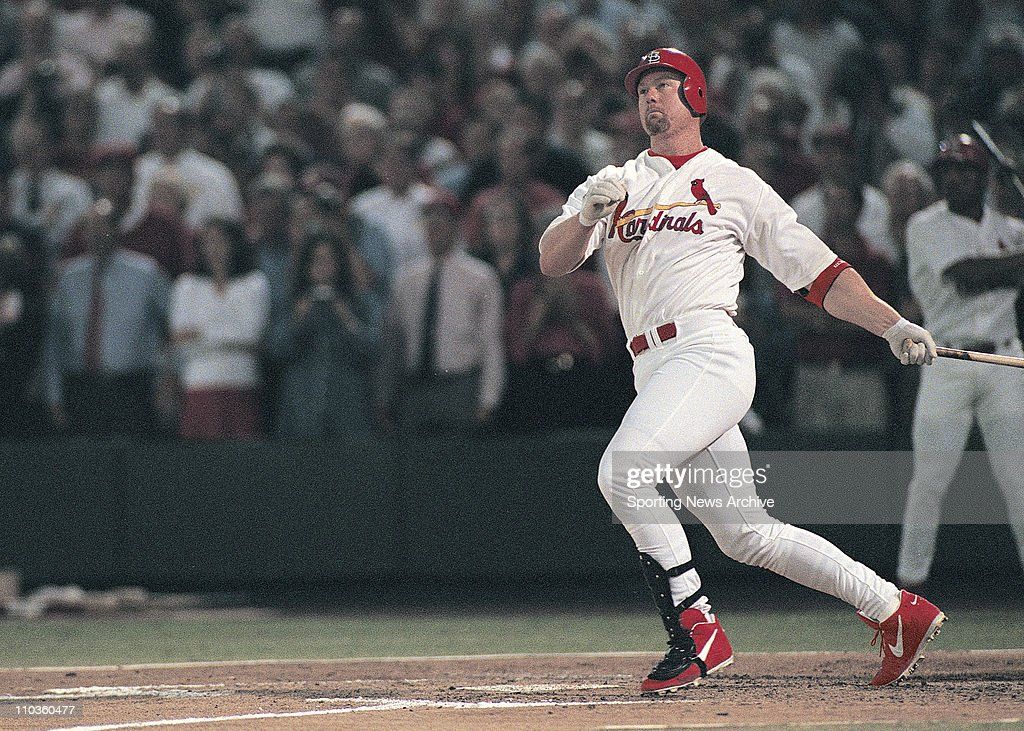 an analysis of the major league season by mark mcgwire of the st louis cardinals Introduction of the 2018 st louis cardinals via  the history of major league  concluded with mark mcgwire establishing a new mlb single-season home.