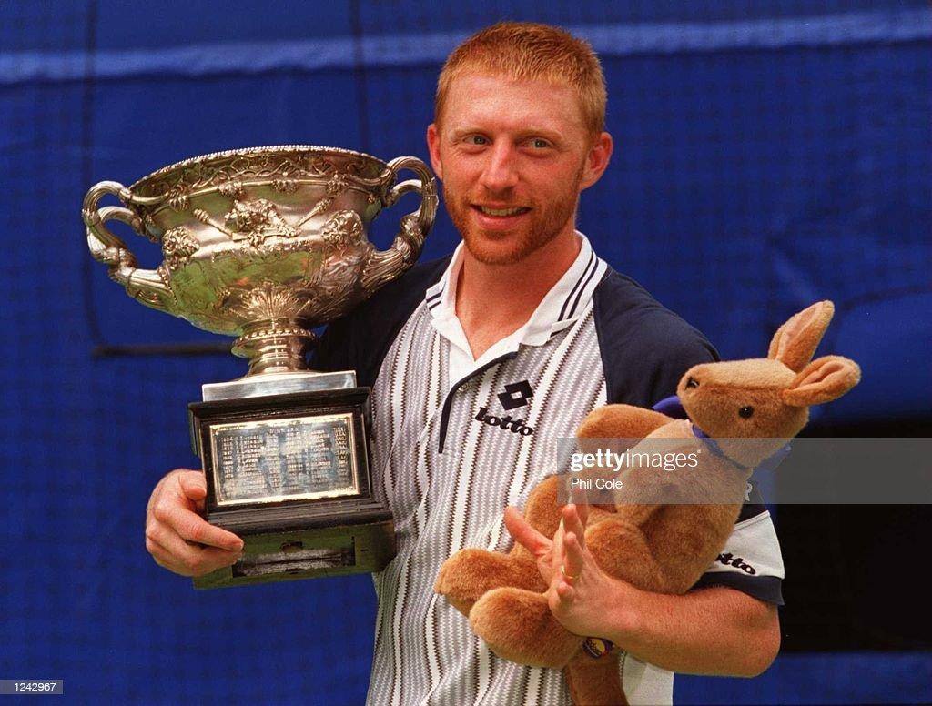 Australian Open Becker