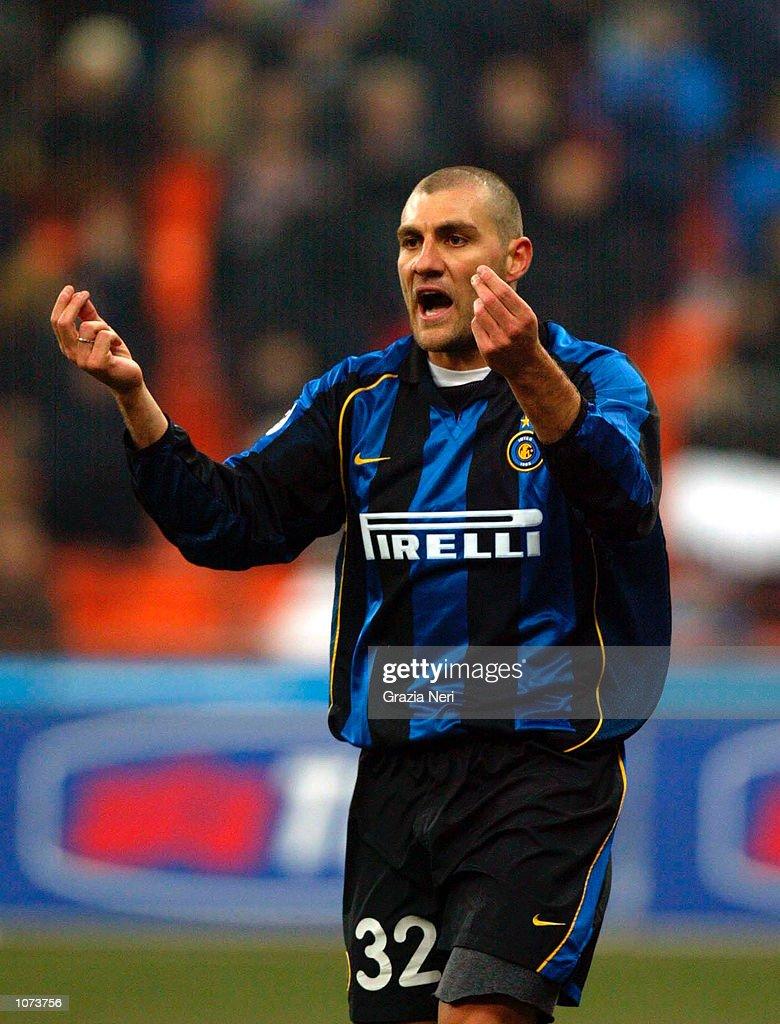 Inter Milan v LazioX