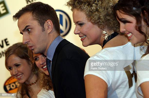 Jan Boehmermann attends the 1 Live Krone Awards 2008 on December 4 2008 in Bochum Germany