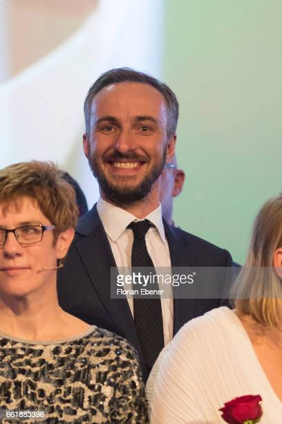 Jan Boehmermann attends the 53rd Grimme Award at Theater Marl on March 31 2017 in Marl Germany